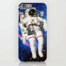 Auriga Astronaut iPhone Case