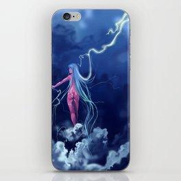 Lightning iPhone Skin