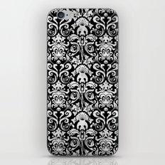 pandamask iPhone & iPod Skin