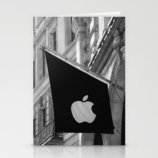 Apple Store London Stationery Cards