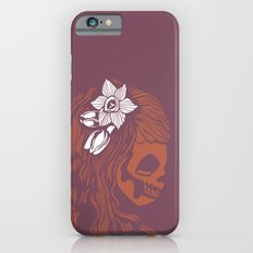 Death Becomes Hair iPhone 6s Slim Case