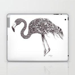 Zentangle Flamingo Laptop & iPad Skin