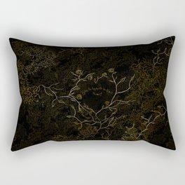 Follow the boy with the Black Heart (Caraval) Rectangular Pillow
