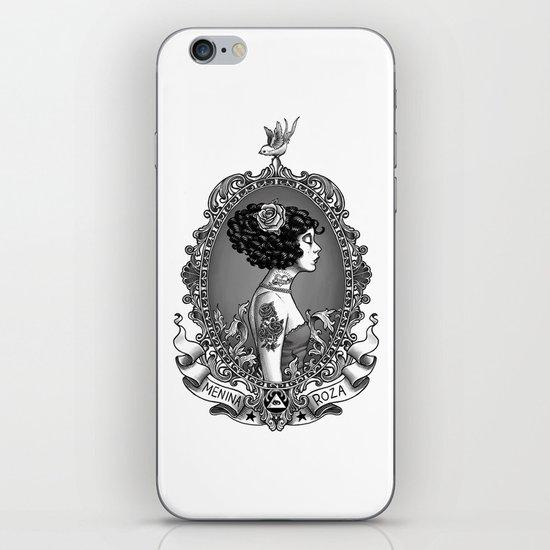 Menina Roza iPhone & iPod Skin