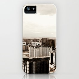 My Missing Linq iPhone Case