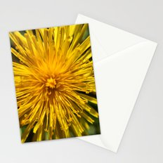 Yellow Love Stationery Cards