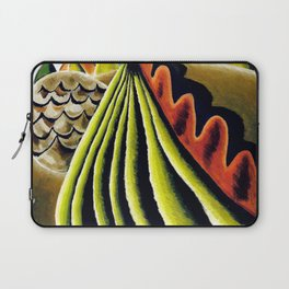 Fields of Grain on the Plains as Seen From a Train by Arthur Dove   Laptop Sleeve