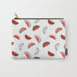 Watermelon illustration Carry-All Pouch
