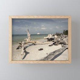 cape Romano Framed Mini Art Print