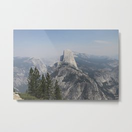 Glacier PointView Metal Print