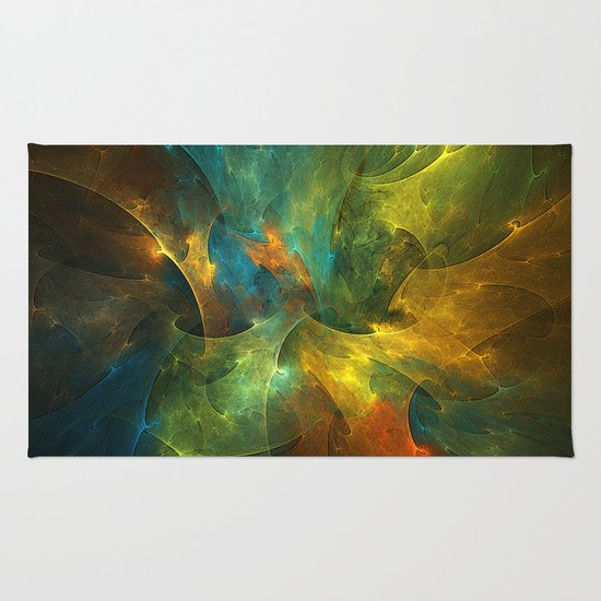 Somewhere in the Universe Rug