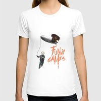 games T-shirts featuring Funny Games by inbloom design