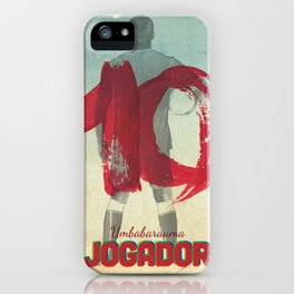 Color Soccer iPhone Case