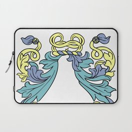 Abstract frame Laptop Sleeve
