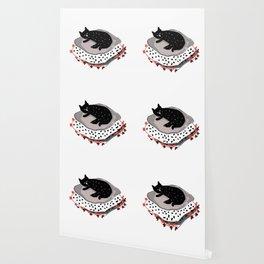 cat love Wallpaper