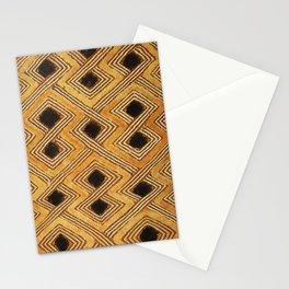 African BaKuba Stationery Cards
