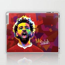 Mo Salah WPAP Laptop & iPad Skin