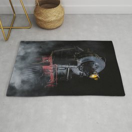 Steam Loco Rug