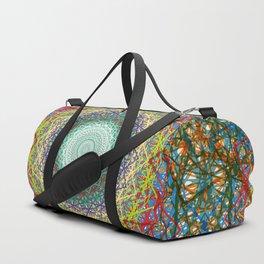 Geobloom Duffle Bag