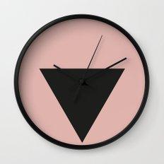 ceci n'est pas un triangle Wall Clock