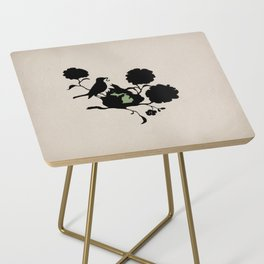 Michigan - State Papercut Print Side Table