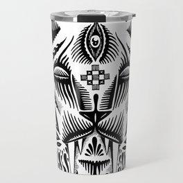 The jaguar Travel Mug