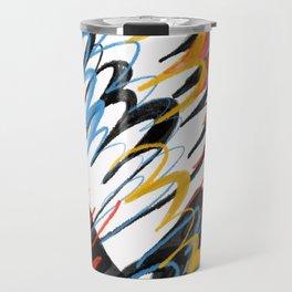 Round mood Travel Mug