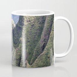 Hawaii's BREATHTAKING Na Pali Coastal Cliffs Coffee Mug