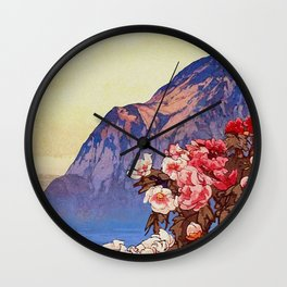 Kanata Scents Wall Clock