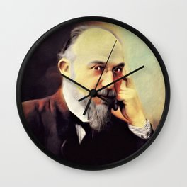 Erik Satie, Music Legend Wall Clock