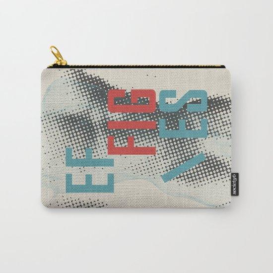 Effigies Carry-All Pouch
