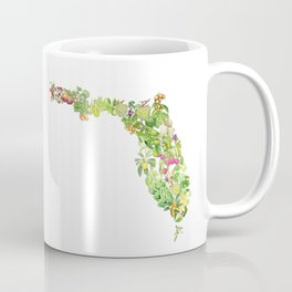 Fruits of Florida Coffee Mug