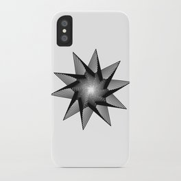10 Pointed Star iPhone Case