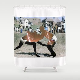 Fight 1 Shower Curtain