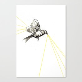 Tethered II Canvas Print