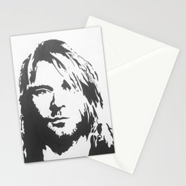 High on Teen Spirit Stationery Cards