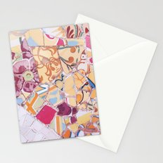 Tiling with pattern 4 Stationery Cards