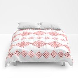 Pattern - Family Unit - Slavic symbol Comforters