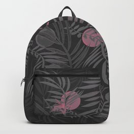 Plants Flowers and Your Fruit Backpack
