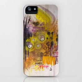 Mean Green Dual Action Minitiger iPhone Case