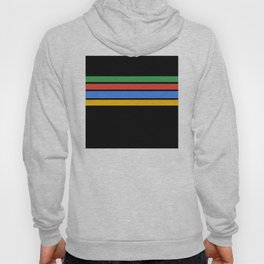 Team Colors....Green ,red, blue, yellow black Hoody