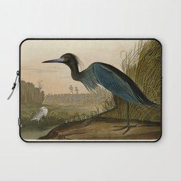 307 Blue Crane or Heron Laptop Sleeve