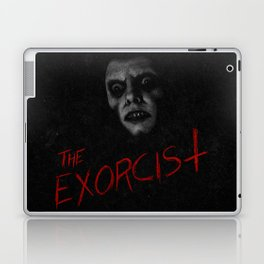 The Exorcist - Gritty Laptop & iPad Skin