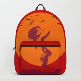 Loser sky Backpack