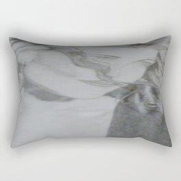Belinda Beauty Rectangular Pillow