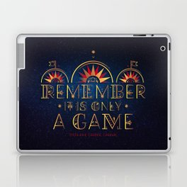 Only A Game Laptop & iPad Skin