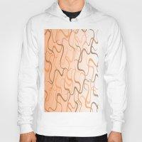 wave Hoodies featuring Wave by ArtSchool