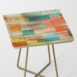 MidMod Art 5.0 Graffiti Side Table