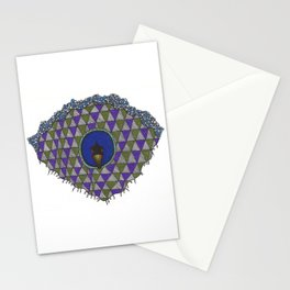 Quilted Quandary Stationery Cards