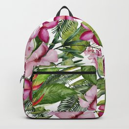 Tropical Garden 3 Backpack